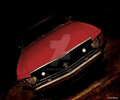 '70 Fastback by Ollidoro