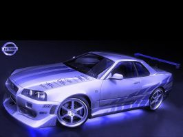 Skyline Power by scottyb2002