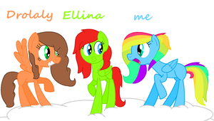 Me And Meh Friends by coolmlpfangirl450