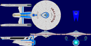 USS Kirov Refit Multi-View by captshade