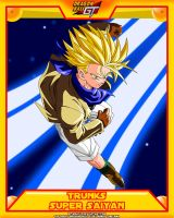 DBGT-Trunks SSJ V2 by el-maky-z