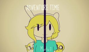Adventure time by Martu-nyan