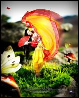 ~Butterfly Dancer~ by ICMDesigned