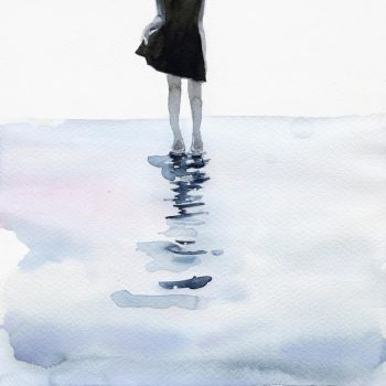 all around the sea by agnes-cecile