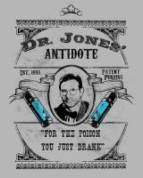Dr. Jones' Antidote by spacemonkeydr