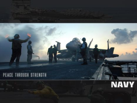 US Navy by WillehG24