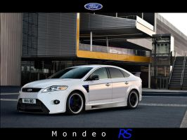 Ford Mondeo RS by TeofiloDesign