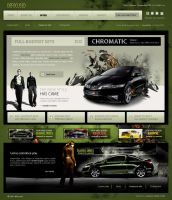 website layout 45 by webgraphix