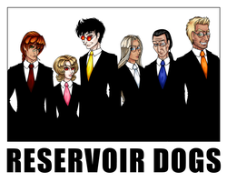 Hellsing`s Reservoir Dogs by HechiceraRip