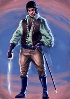 pirate by AndrewWest