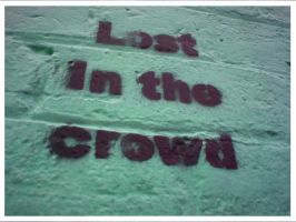 Lost In the Crowd by Jess-Meskell