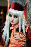 The Living Doll : Myoubi by pinkyluxun
