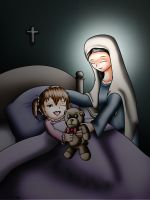 Mother Mary by Evil-Rick
