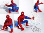 Classic Spider-man by VictorCustomizer