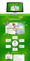 Landing Page (GREEN COFFEE MANIA) by Roamn