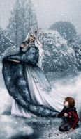 The Snow Queen by RomanticFae