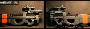 P90 Tactical Complete by JohnsonArms
