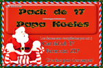 Pack de Santas Claus xdd by MeeL-Swagger