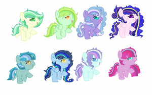 [Closed] Mlp Shipping Adopts by CitrusSkittles