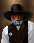 The Sheriff by A-Fleeting-Glimpse