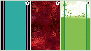 Custom Boxes Backgrounds - 2 by Dianabolique
