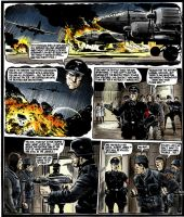 Action Force comic color gig 2 by roadkillblues