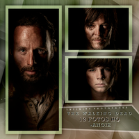 The Walking Dead Photopack 04 by MusicSoundsBetter
