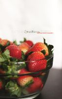 Strawberry .. by Fatmah86
