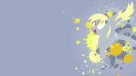 Derpy Wallpaper by Drewdini