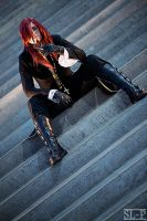 Cross Marian - Evening arrived (D.Gray-Man) by Feuerregen