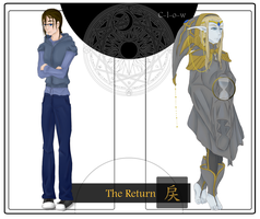 {C-L-O-W} The Return by chaoticpeace1