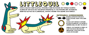 Littlequil Reference V3 by BudCharles