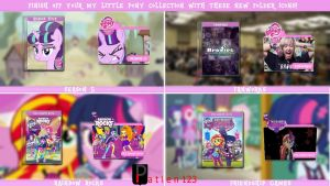 MLP Icons for your Pony folders (Season5 and more) by Patlen123