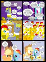 The Rightful Heir: Issue 2 - Page 20 by GatesMcCloud