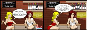 Living With Hipstergirl And Gamergirl-164 by JagoDibuja