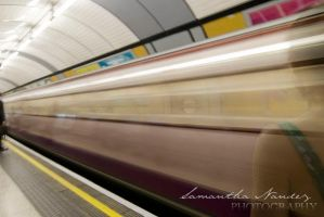Subway Apparition by BlackCarrionRose
