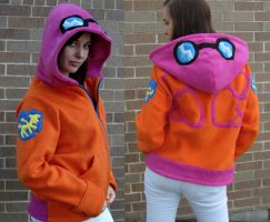 Scootaloo Hoodie by Lisa-Lou-Who