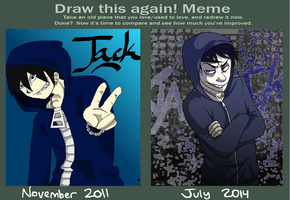 Draw This Again -- Jack by NEOmi-triX