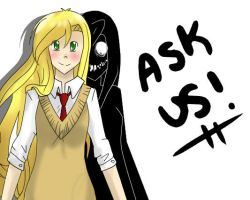 Ask Dani and Me! by Demintio
