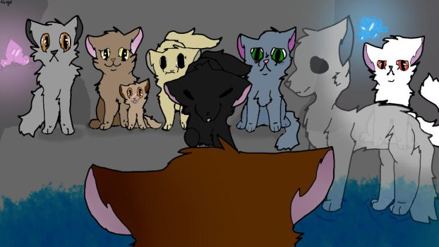 Welcome To The Cave by Angelkat567