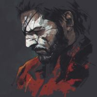 Venom Snake by PlayfulStevie
