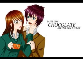 Chocolate Love by KRISTALLENSI