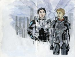 A.C. Shepard and Williams by crisurdiales