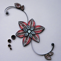 Quilling by lady-kr