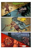 Raptorcats Page 19 by andrewchandler80