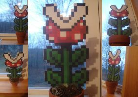 My Piranha Plant by Sky-Gear