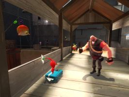 Gmod Pikmin Picture 3 TF2 by Ryanfrogger