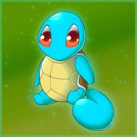 Baby Squirtle by Hydro-King