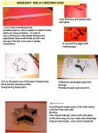 tutorial MOLD CHRISTMAS STAR by roula33