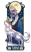 Gift: The Wolf Princess by Jeyerre